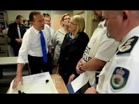 Tony Abbott: Australian bushfires not linked to climate change
