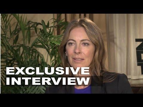 Zero Dark Thirty: Kathryn Bigelow Exclusive Interview