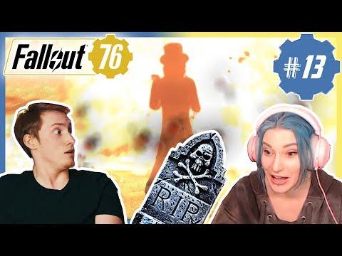 Ich opfere MEIN LEBEN für Malte   Fallout 76 Folge #13