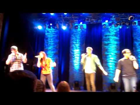 Pentatonix - Angels We Have Heard On High [Live @ Variety Playhouse - Atlanta, GA - 11/29/12]