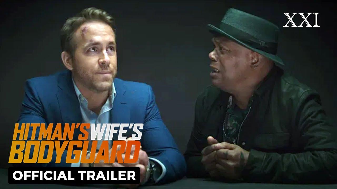 SEKUEL ACTION-COMEDY PALING LUCU! | Hitman Wife's Bodyguard tayang segera di Cinema XXI