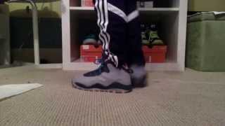 "Air Jordan Retro 10 (GS) ""BOBCAT"" Thumbnail"