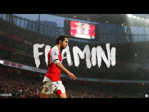 Mathieu Flamini 2015 - Goals & Tackles - HD