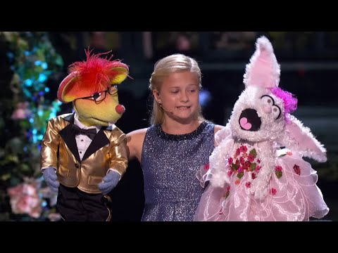 Young Ventriloquist, Darci Lynne Farmer, Overjoyed to Win 'America's Got Talent'