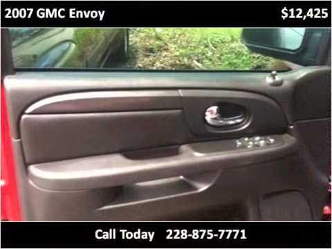 2007 GMC Envoy Used Cars Ocean Springs MS