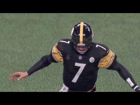 Monday Night Football | Steelers vs Bengals | Madden NFL 18 Franchise Mode Ep.4