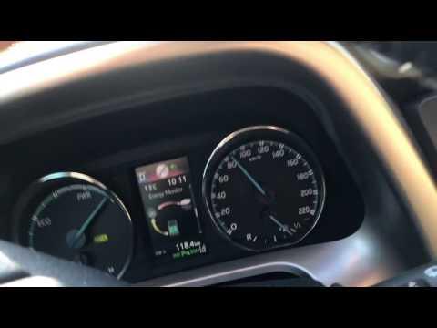 Z 0 Na 100 Km/h RAV4 Hybrid