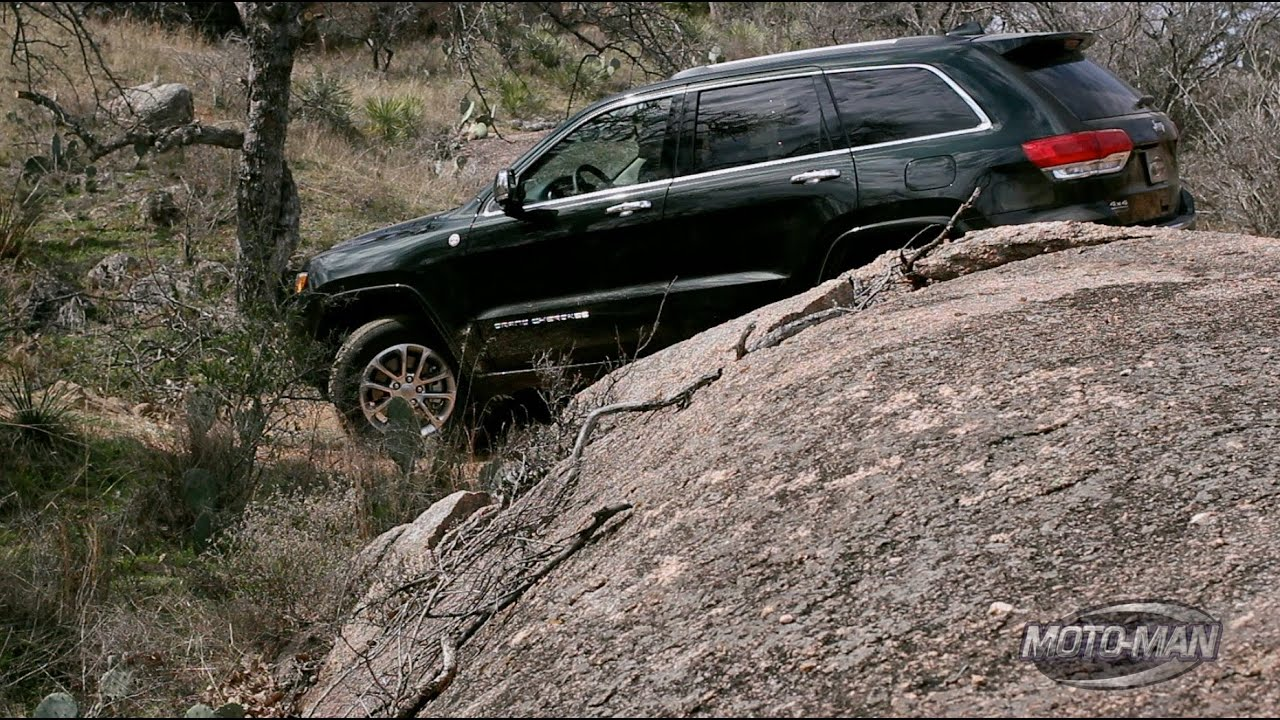 jeep grand cherokee diesel off road 2014 youtube. Black Bedroom Furniture Sets. Home Design Ideas