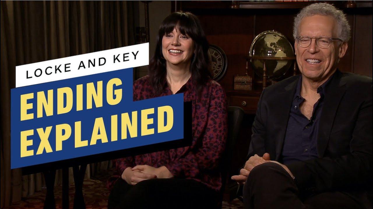 Locke e Key Showrunners explicam o término da 1ª temporada, provocam a 2ª temporada + vídeo