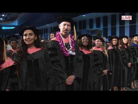 LLU School of Public Health Graduation - June 12, 2016