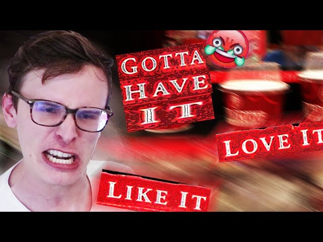 My portion sizes are NOT your art project - idubbbz complains
