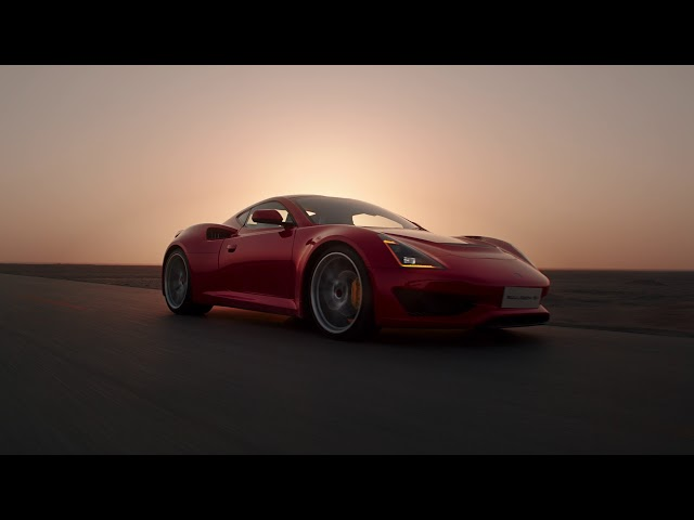 Saleen S1 Commercial Edit