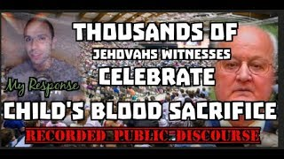 Public Discourse Applauding Child Blood Sacrifice EXPOSED - REFUTED