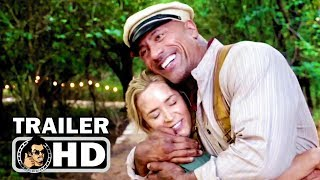 JUNGLE CRUISE Teaser Trailer (2019) Dwayne Johnson, Emily Blunt Disney