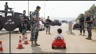 ISF TVC -  Lebanese internal security forces