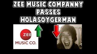 Baixar Zee Music Company Passes HolaSoyGerman!