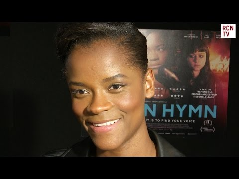 Download Youtube: Letitia Wright Interview Urban Hymn Premiere