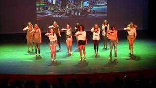 Dance studio imove promo 2011/2012