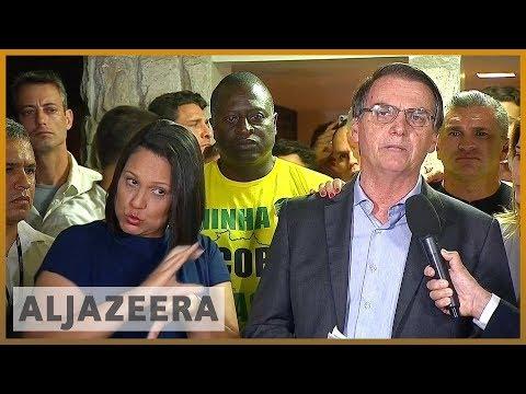 🇧🇷 Brazil elections: Far-right leader Jair Bolsonaro wins presidency | Al Jazeera English