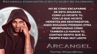 Tu Amor-Ken Y Ft. Arcangel-Letra HD. 2013