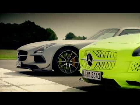Топ Гир на русском - Mercedes AMG SLS  (часть 2)