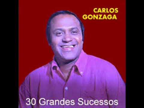 CARLOS GONZAGA canta AS FOLHAS VERDES DE VERÃO