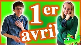 1er Avril - Le Monde à L'Envers