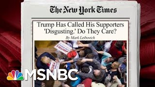Is Trump's Base As Durable As Once Believed? | Morning Joe | MSNBC