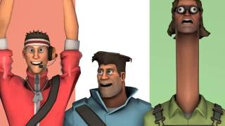 Прикол про Team Fortress 2