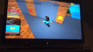 The First Video | ROBLOX gameplay