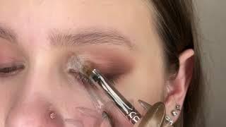 Видеоурок макияжа от Анастасии Цибровской