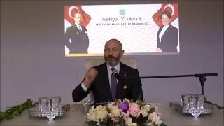 Ali Türkşen'in Bursa Mustafakemalpaşa Söyleşisi 24.03.2018