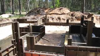 Пофесиональная опалубка фундамента Doka в частном домостроительстве. Часть #1(, 2016-06-04T15:50:47.000Z)