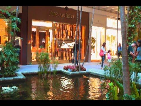 Bal Harbour Designer Shops Miami Florida USA