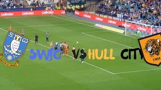 *FIRST HOME GAME* SWFC VS HULL CITY!!