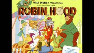 Robin Hood OST - 02 - Whistle Stop