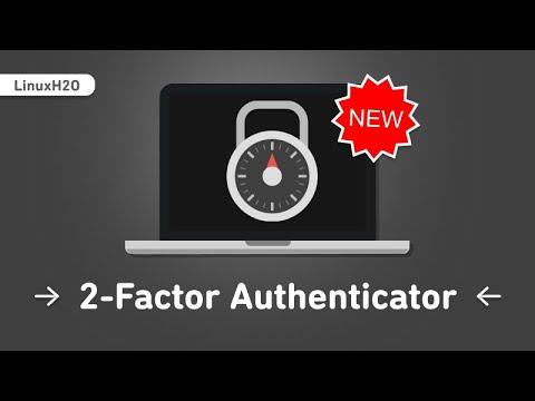 Authenticator  •  2-Factor Authentication Client For Linux   2021