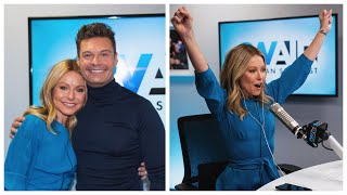 Kelly Ripa Recalls How She Landed 'Live' Gig 20 Years Ago | On Air With Ryan Seacrest