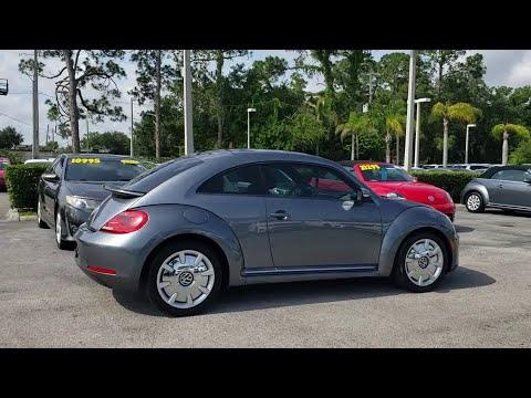 2016 Volkswagen Beetle Orlando, Sanford, Kissimme, Clermont, Winter Park, FL 4306A