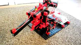 Fischertechnik lasrobot