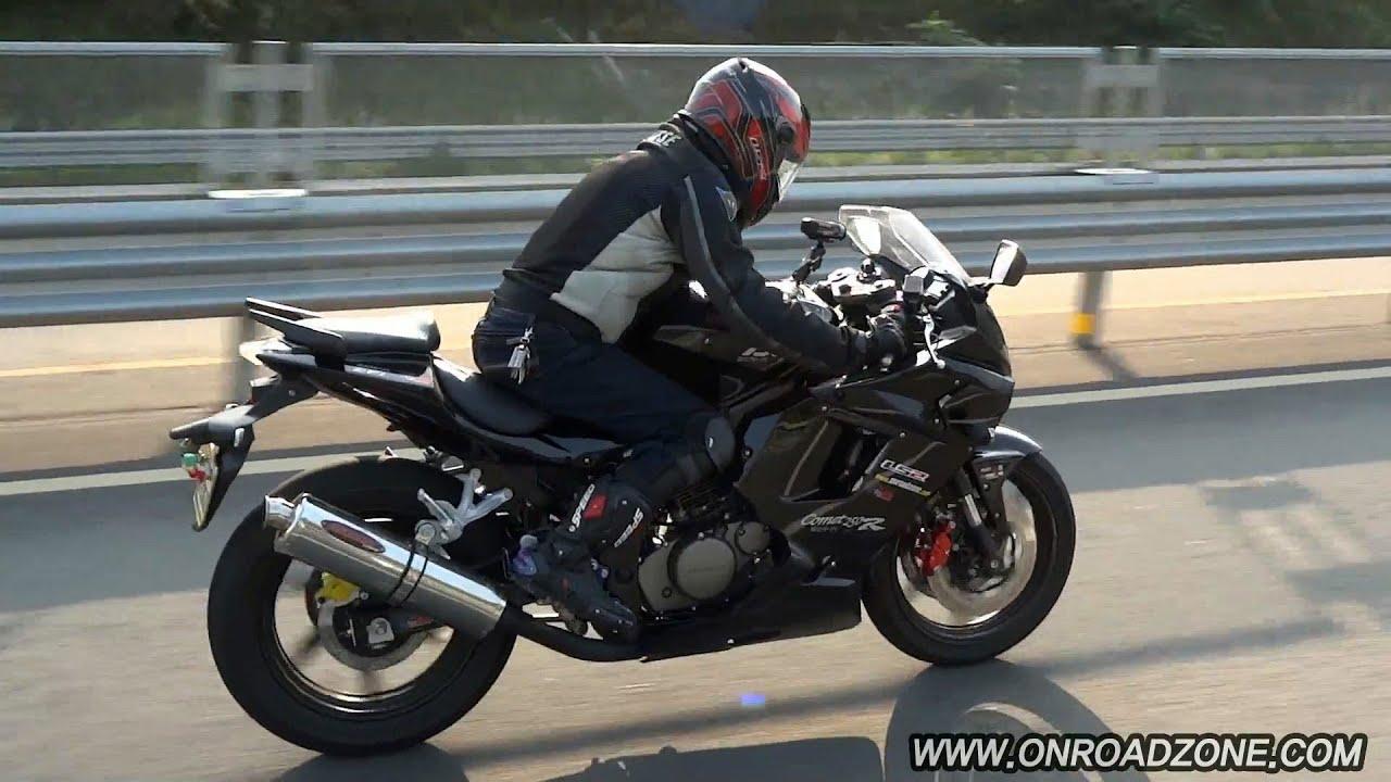 Hyosung Gt250r Ride Kasinski Comet Gtr 250 Gt 250 R ??250r
