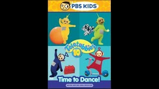 Teletubbies: Time To Dance! (2007)