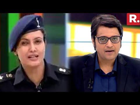 Lt Col Sophia Qureshi Speaks To Arnab Goswami | #HeroesOfIndia
