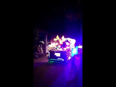 La union electric float parade