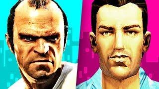 GTA — До Того Как Стала Известна!