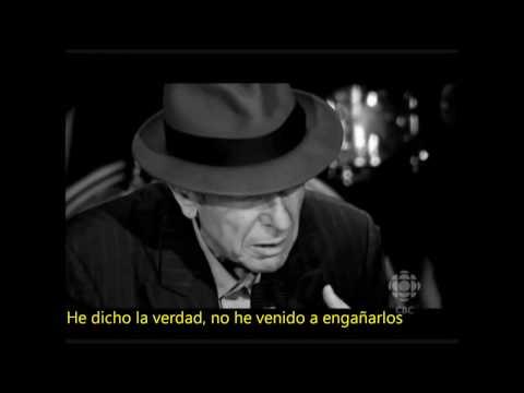 Leonard Cohen - Hallelujah (Traducida)