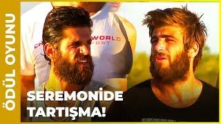 Seremonide Yusuf - Bora Tartışması - Survivor 75. Bölüm