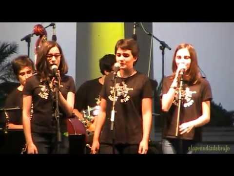 20160703 - Jazz Festival Valencia - Sant Andreu en los jardines del Palau  Completo