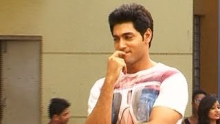 Ruslaan Mumtaz starts shooting for his Movie