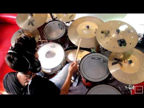 Barak - Danzar - Feat. Redimi2 -  Drums Cover (Bateria)  | GAD